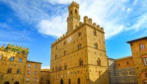 Palazzo dei Priori. Photo retrieved from Discovering Volterra, Italy Magazine.