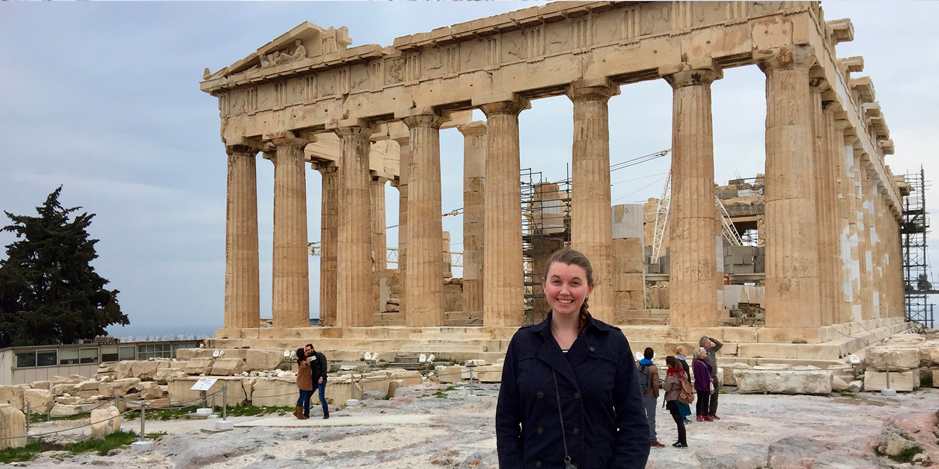 HDFS student in Greece