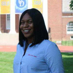 Nadisha Downs Portrait
