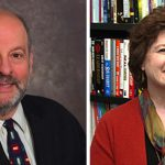Steve Eidelman (left) and Nancy Weiss (right)