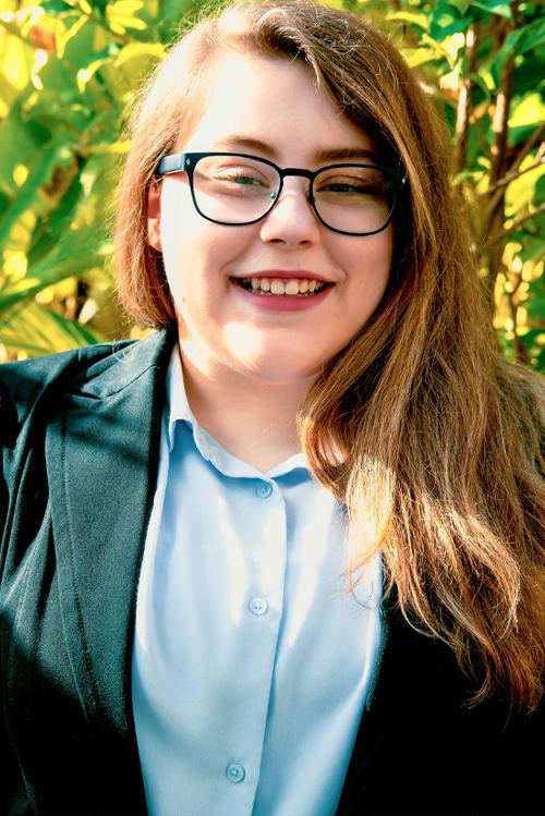 Rachel Fidel portrait